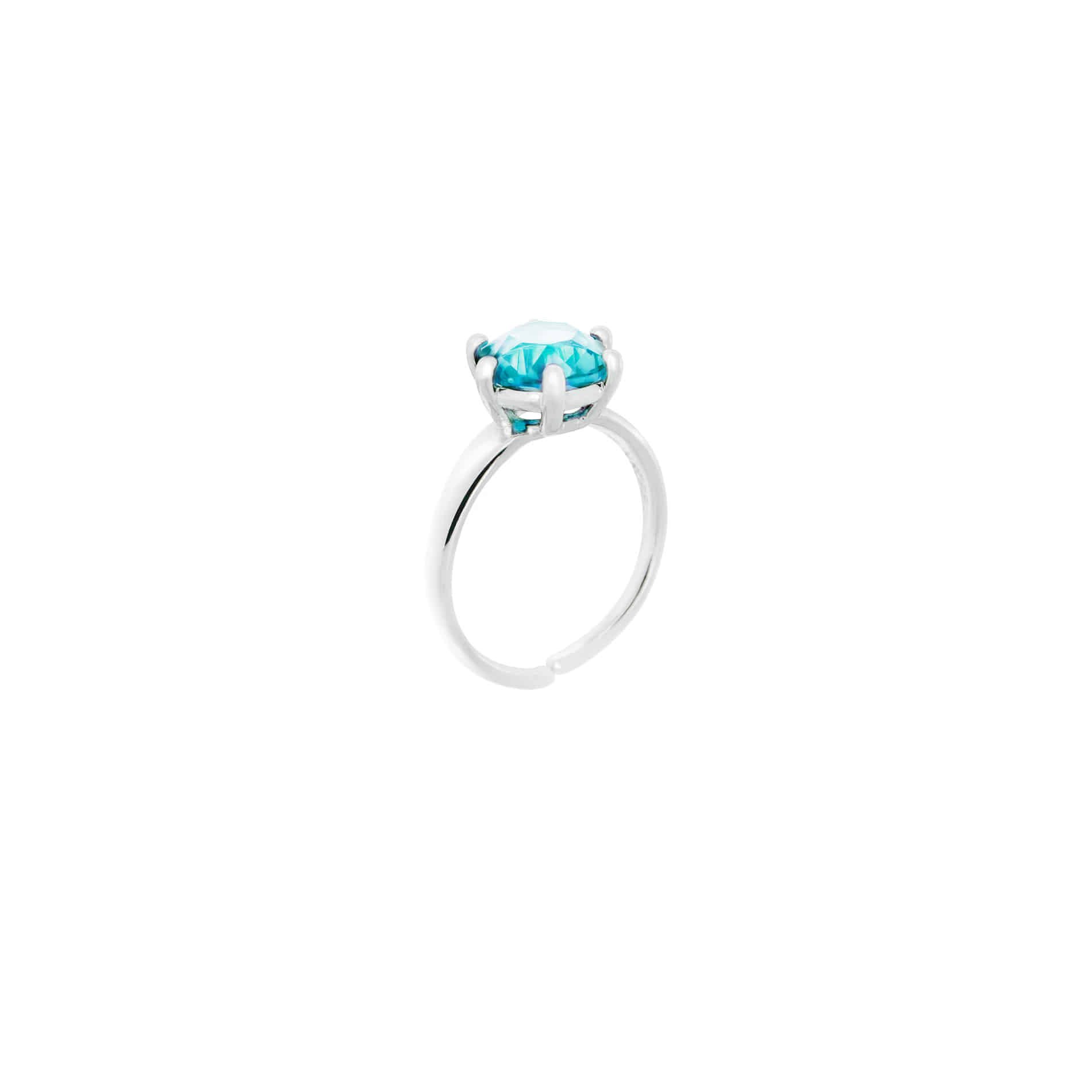 MINI DIAMOND CANDY RING (MINT)
