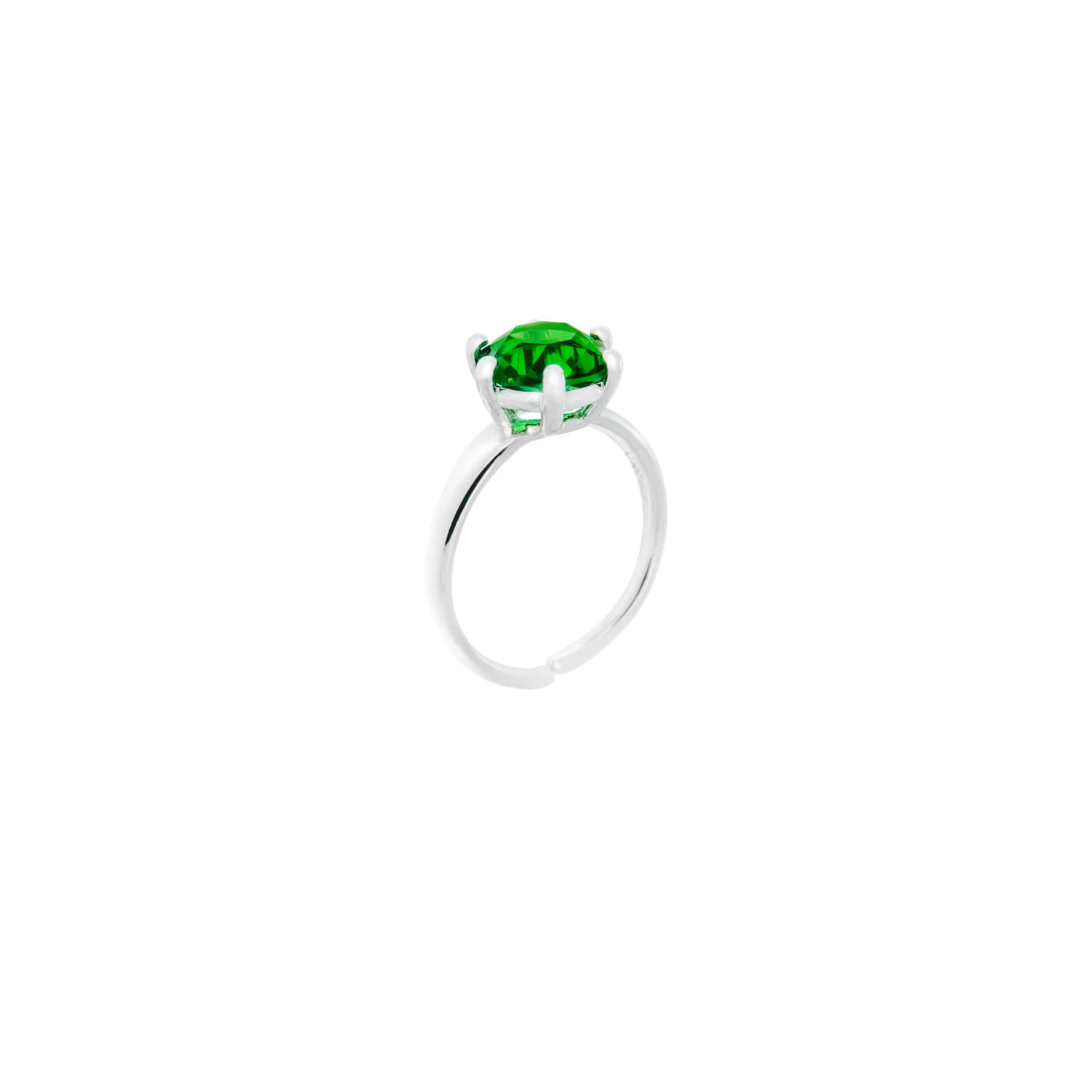 MINI DIAMOND CANDY RING (GREEN)