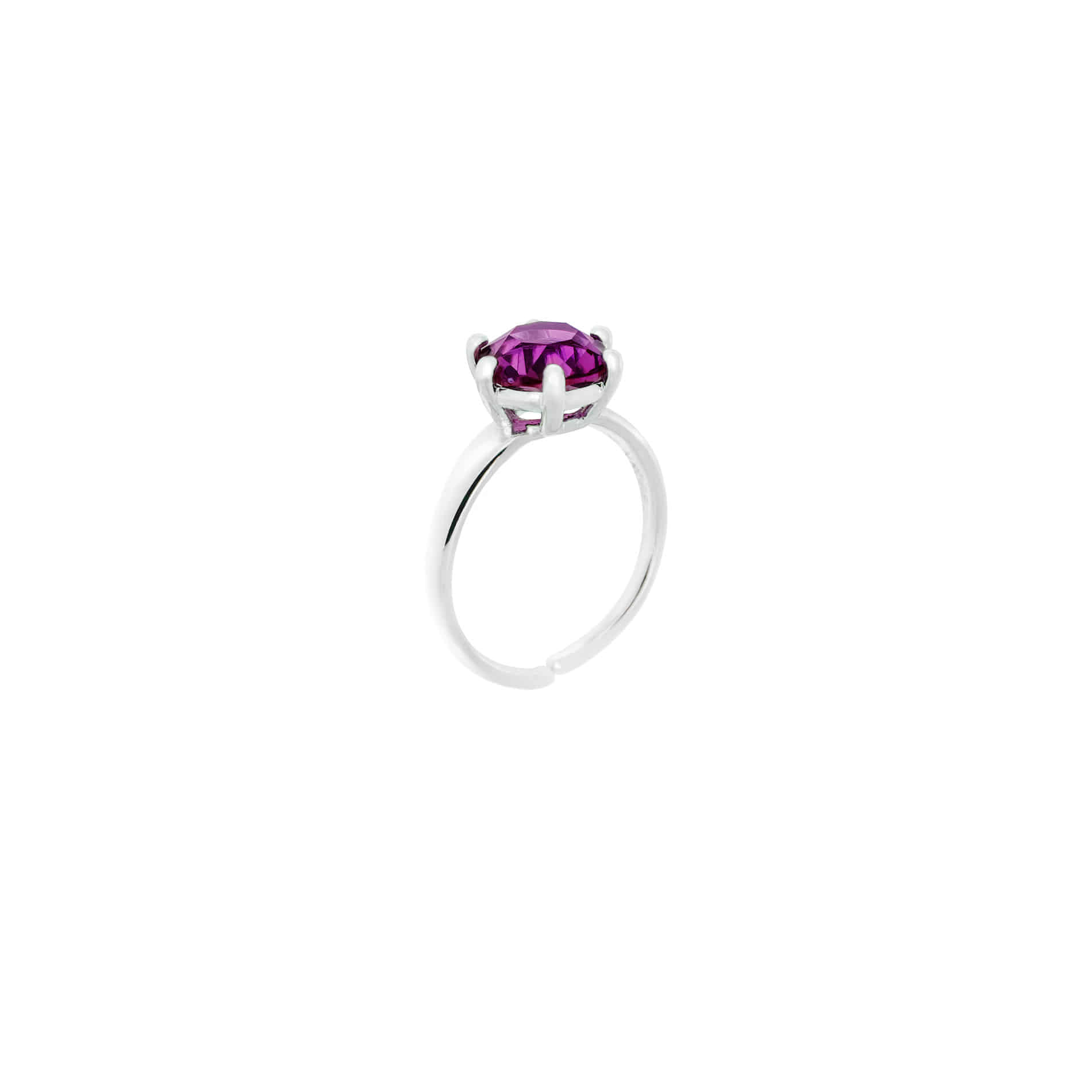MINI DIAMOND CANDY RING (GRAPE)