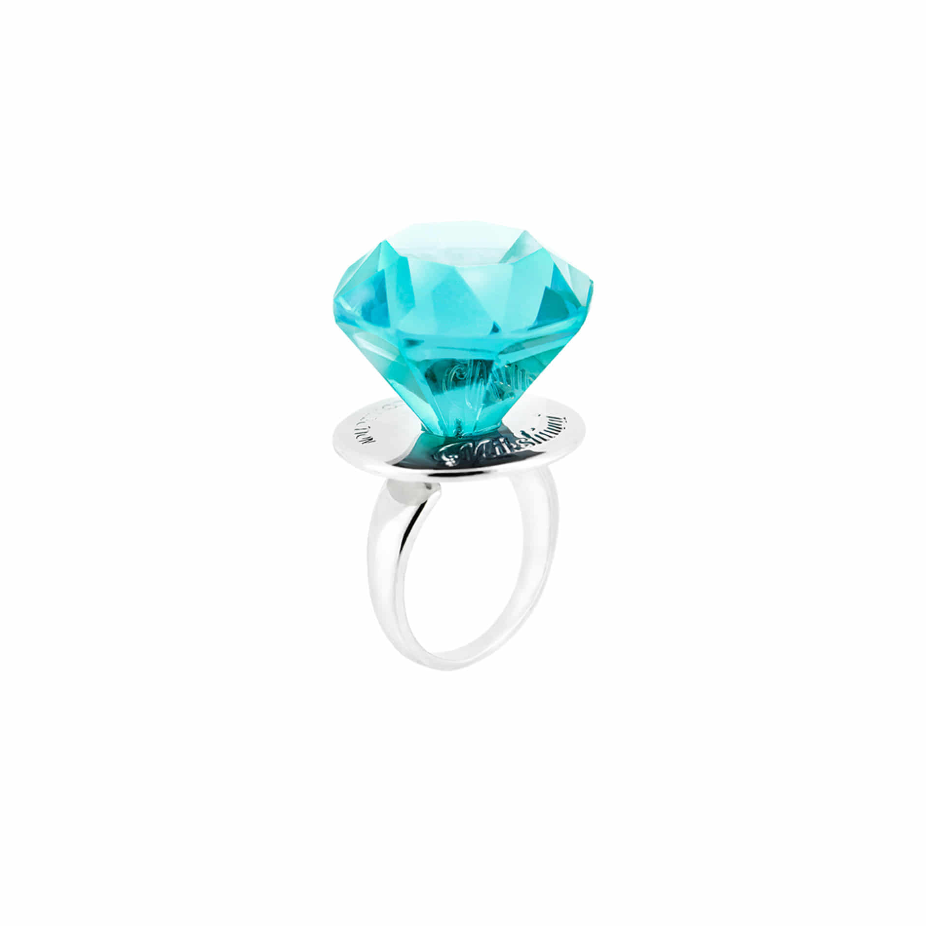 DIAMOND CANDY RING (MINT)
