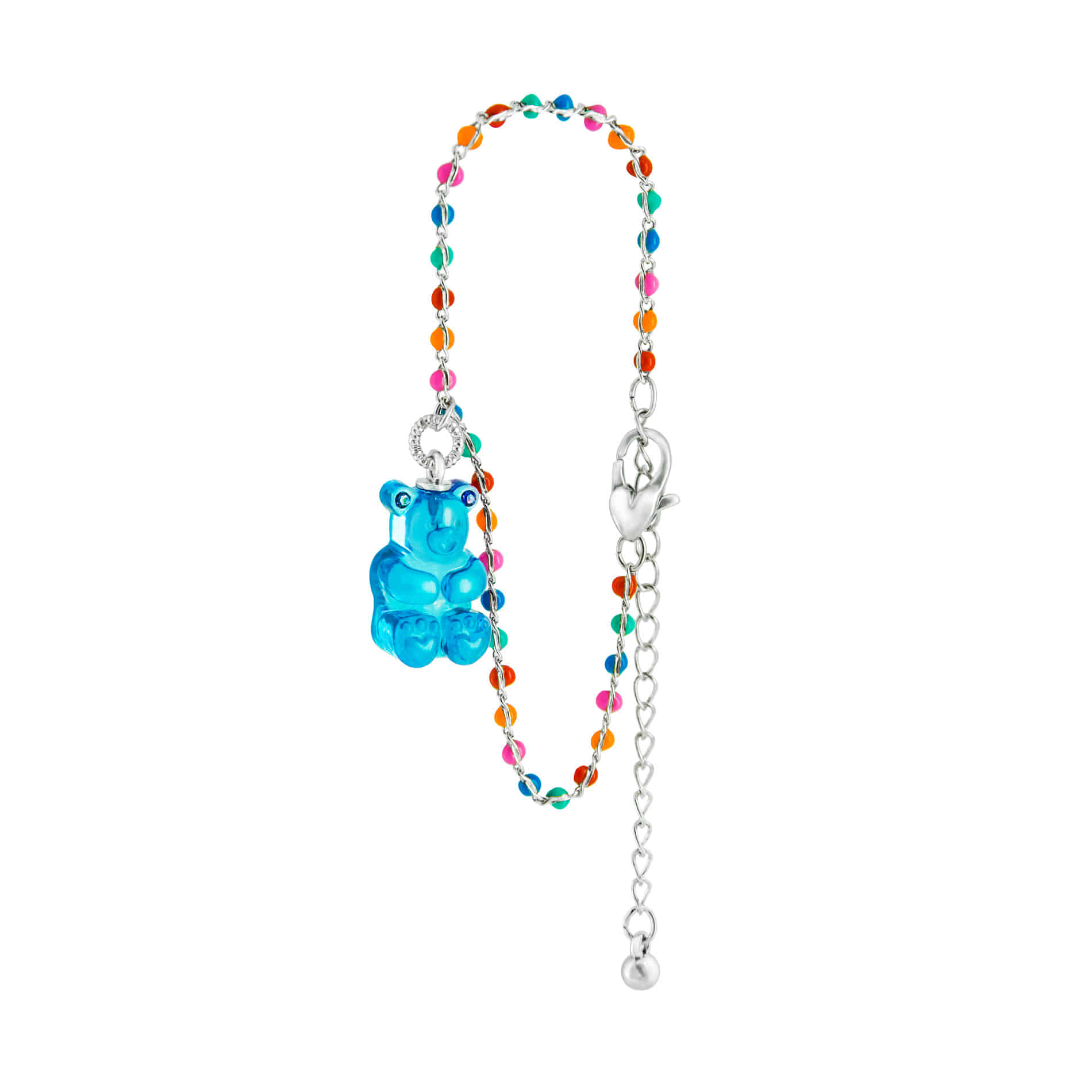 GUMMY BEAR DOT BRACELET (BLUE)